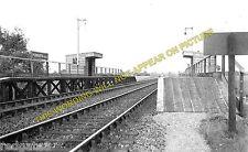 Pebworth Railway Station Photo. Honeybourne - Long Marston. Stratford Line. GWR