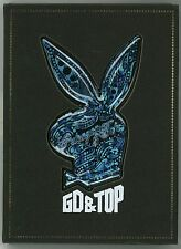 G-DRAGON GD & TOP The First Album CD DELUXE BOX KOREA K-Pop high CMBC-9674 BLUE
