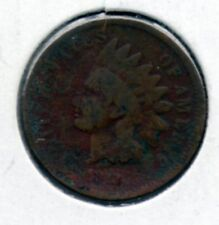 KEY DATE 1872 Indian head cent nice collector grade piece of history