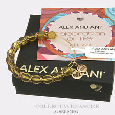 Authentic Alex and Ani Independence, Glory Rafaelian Gold Bangle