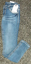 NWT Junior Girls Vanilla Star Skinny Jeans Size 5