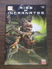 RISE OF INCARNATES #13 BANDAI MARVEL COMICS VF (8.0)
