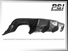 BMW 03-10 E60 E61 M-Tech Sports JPM Style Carbon Fiber Rear Bumper Diffuser  Lip