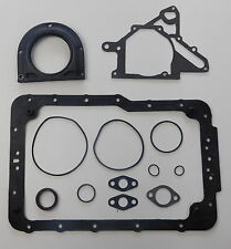 BOTTOM END GASKET SET FITS ROVER 220 420 620 820 ALUMINIUM SUMP PAN COUPE TURBO