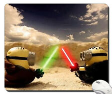 NEW mousepad mouse pad minions star wars