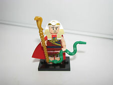 LEGO The Batman Movie Mini Figures  71017 King Tut with Staff and Snake