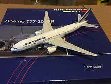 Air France Boeing 777-200ER F-GSPC Aircraft Model 1:400 Scale Gemini Jets RARE