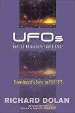 UFOs and the National Security State: Chronology of a Coverup, 1941-1973 by Dol