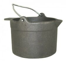 Lyman Reloading Cast Iron Lead Pot, 10-Pounds, New, Free Shipping