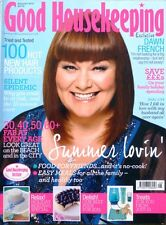 Good Housekeeping Magazine August 2011 - Dawn French