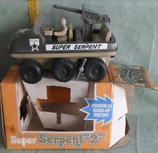 SUPER SERPENT 2 POWER FUL WIND UP MOTOR MADE IN JAPAN