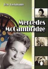 Mercedes McCambridge: A Biography and Filmography-ExLibrary