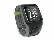 TomTom Multi Sport GPS Watch Heart Rate Monitor Cadence & Speed Sensor Altimeter