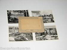 Beringer & Pampaluchi Zurich Switzerland Swiss photo set 1930's Depression Era