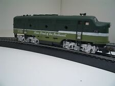 HO  IHC  NORTHERN PACIFIC F-3 A LOCO EMD NORTHERN PACIFIC F-3 A DCC WITH SOUND