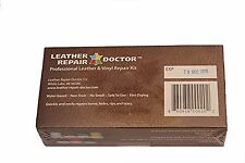 Liquid Leather Repair Kit: 7 Color, No-Heat, Fast Drying, Professional Leather &