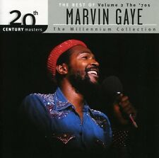 Marvin Gaye - 20th Century Masters 2 [New CD]