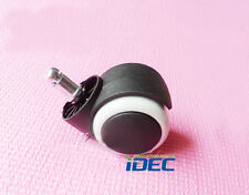 Dentist Chair Rubber Replacement Swivel Wheel Office Chair Caster 1PC