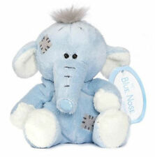 "Me To You 4"" Blue Nose Friends Collectors Plush - Toots The Elephant # 5"