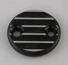 Harley Sportster Inspection Cover 1994 - 2003 Black Texture Two-Tone
