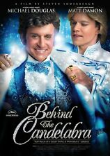 "Behind The Candelabra movie poster print - Michael Douglas, Matt Damon 12"" x 18"""