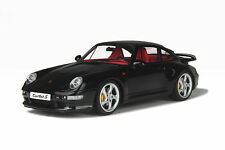 1:18 GT Spirit Porsche 911 993 Turbo S black Limited Ed. SHIPPING FREE