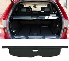 New Retractable Rear Trunk Cargo Cover Shield for Jeep Grand Cherokee 2011-2016