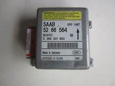 SAAB 900 II Cabrio Airbagsteuergerät  5266564  0285001653