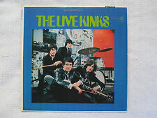 1977 The Kinks–The Live Kinks EX/EX LP Reprise Records RS 6260