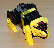 Power Rangers Mighty Morphin Ninja Megazord Yellow Bear