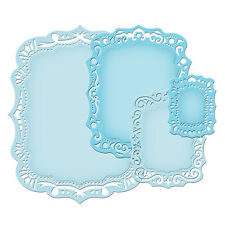 Spellbinders Nestabilities Decorative Elements: Labels 39 (S4-464)