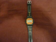 VTG - TIMEX DIGITAL C.A.T. 25M CHRONO WATCH #95 NEAR MINT COND- NEW SONY BATT