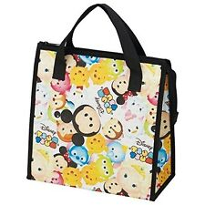 SKATER TSUM TSUM Disney Kawaii Cooler Bag Bento Lunch Bag Shopping FBC1 NewinBox
