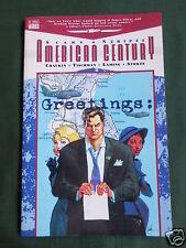 AMERICAN CENTURY - VERTIGO DC COMIC SOFTCOVER - 2001 - VG - COVERS # 1- 4