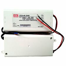 Mean Well PCD-40-700B 40W 700mA LED Driver Waterproof PFC TRIAC Dimmable