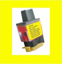 Comp. Cartuccia per BROTHER DCP-110C 115C 117C 120C 310CN 315CN LC-900 Y giallo