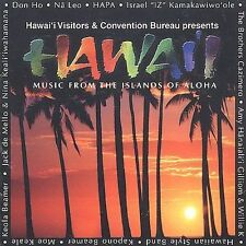 Hawaii: Music from the Islands of Aloha by Various Artists CD BRAND NEW SEALED