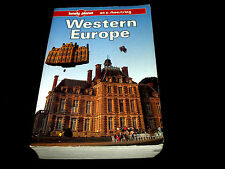 Lonely Planet - Western Europe - englisch
