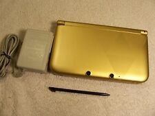 6.2 Nintendo 3DS XL Gold Zelda Link Between Worlds Console ,Handheld System #C16