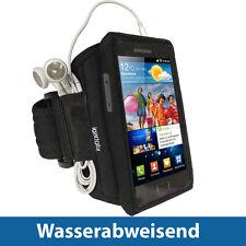 Schwarz Sport Armband für Samsung Galaxy S2 II i9100 Jogging Fitness Tasche