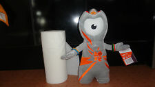 "12"" 30cm Official Wenlock's Olympic 2012 Mascots Genuine Licensed new"