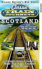 CLASSIC TRAIN JOURNEYS - VOL. 1 - SCOTLAND (VHS/SH, 1997)