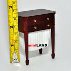 VICTORIAN ORNATE Sewing TABLE Dollhouse miniature 1:12 MH SALE