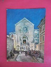 Taranto- chiesa S.Domenico-Proc. Add.--olio di B.D'Amicis pittore di Grottaglie