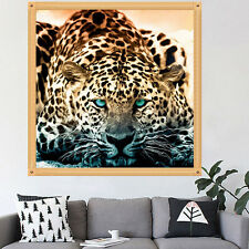 5D Diamond Painting Quiet Leopard Animal Diamond Cross Stitch DIY Home Decor