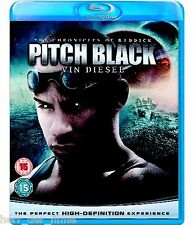 PITCH BLACK, Planet der Finsternis (Vin Diesel) Blu-ray