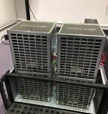 ★★★ KnC Titan LTC Litecoin Scrypt Miner (4 Cubes + Controller + 4 Data Cables)