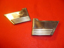 1951-53 Packard C pillar emblems