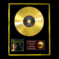 DOORS THE DOORS CD GOLD DISC LP FREE P+P!