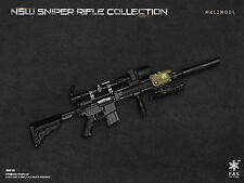 1/6 Easy & Simple 06010 NSW Sniper Rifle Collection MK12MOD1 Mint in Box